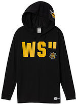 Victoria's Secret Victorias Secret Wichita State University Campus Hoodie Tee
