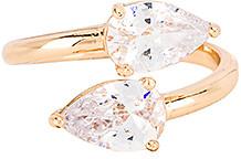 Ettika Wrap Crystal Ring