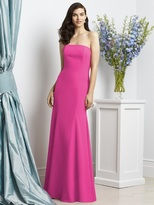Dessy Collection 2935 Dress in Fuchsia