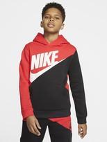 Nike Sportswear Older Boys Amplify Overhead Hoodie