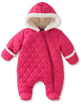Absorba Quilted Footed Snowsuit