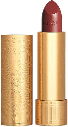 Gucci 203 Mildred Rosewood, Rouge a Levres Satin Lipstick
