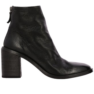 Marsèll Tapiro Zip Boots In Leather