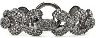 Oscar de la Renta Crystal-embellished bracelet