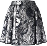 Philipp Plein 'The Avengers' skater skirt