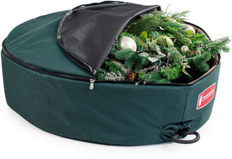 "Treekeeper 30"" Wreath Storage Bag with Removable Handle"