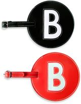 "Initial ""B"" Luggage Tag"