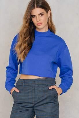 NA-KD Josefin Ekström For Rad Sweater Blue
