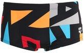 Arena Odense Swimming Shorts Black/multi