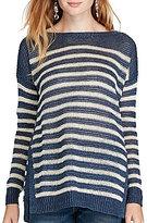 Polo Ralph Lauren Boatneck Linen Sweater