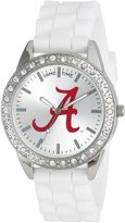 "Game Time Women's COL-FRO-ALA2 Frost College Series ""A"" Logo Collegiate 3-Hand Analog Watch"