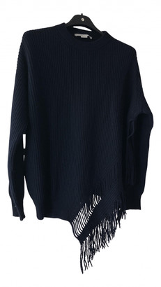 Stella McCartney Navy Cashmere Knitwear