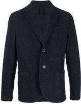 Harris Wharf London Textured Twill Blazer