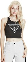 GUESS Originals Cropped Logo Tank