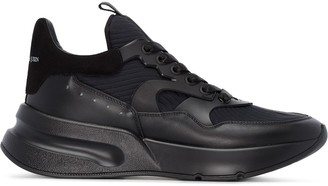 Alexander McQueen Oversized Runner low-top sneakers