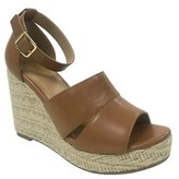 Time and Tru Women's Covered Wedge