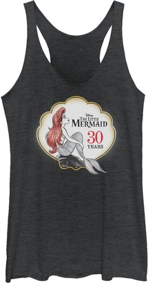 Licensed Character Juniors' Disney's The Little Mermaid 30th Anniversary Tank