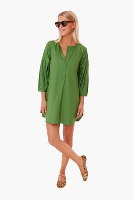 Pomander Place Green Maisie Dress