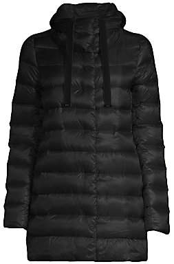 Herno Women's Hooded Puffer Jacket