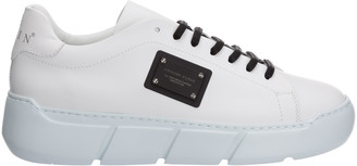 Philipp Plein Istitutional Low-Top Sneakers
