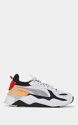 Puma Men's RS-X Tracks Leather Sneakers - White