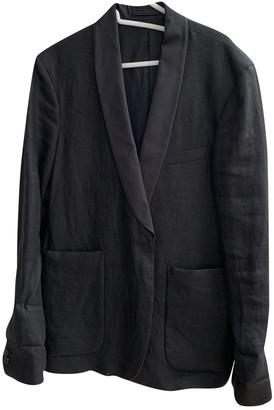 Margaret Howell Black Cotton Jackets