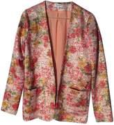Roseanna Pink Cotton Jacket for Women
