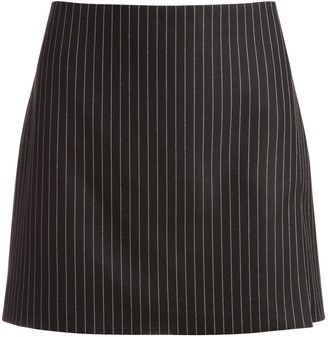 Alice + Olivia Darma High Waisted Mini Skirt