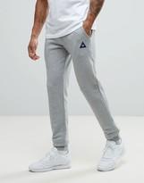 Le Coq Sportif Slim Joggers In Gray 1710392