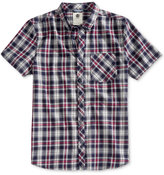 Element Men's Buffalo-Plaid Cotton Shirt