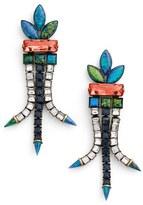 Lionette by Noa Sade Women's 'Sea Of Dreams - Brazil' Jewel Drop Earrings