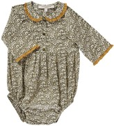 Caramel Baby & Child Tourmaline Liberty Romper
