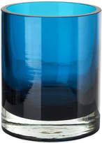 Pols Potten Light Glass Tealight Holder - Blue
