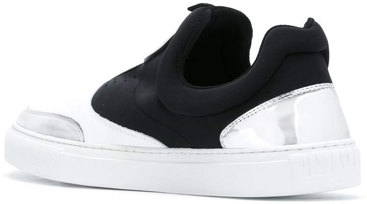 McQ 'Yoko' slip-on sneakers