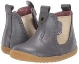 Bobux Step Up Jodhpur Boot (Infant/Toddler) (Charcoal Shimmer) Girl's Shoes