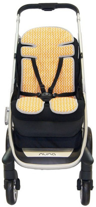Babyhood Stroller Liner Cotton Orange