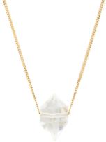 Nikita Herkimer Quartz Pendant Necklace