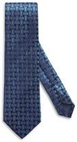Eton of Sweden Rectangle Weave Classic Tie