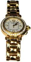 Cartier Pasha Grille Diamants watch