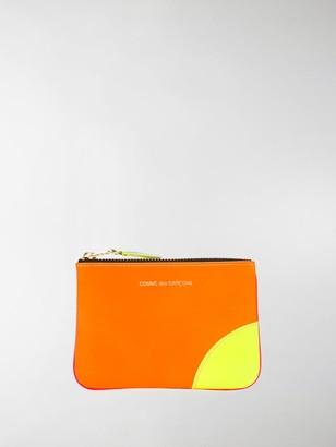 Comme des Garcons New Super Fluo purse
