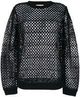 Tory Burch loose knit top