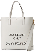 Anya Hindmarch Ebury Featherweight Dry Cleaning Leather Tote