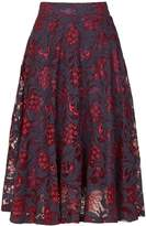 Izabel London Lace Prom Skirt