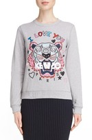 Kenzo Women's Tiger I Love You Sweatshirt