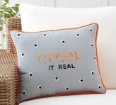 Pottery Barn Creep It Real Indoor/Outdoor Pillow