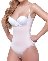 Nude Convertible Shaping Bodysuit - Plus Too