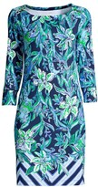 Lilly Pulitzer Sophie Floral UPF 50+ Dress