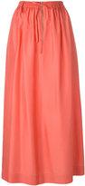 Joseph midi full skirt - women - Silk - 36