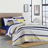 Lacoste Trimaran King Comforter Set in Navy