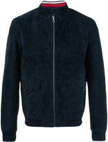 Gucci stand up collar jacket - men - Wool - 48